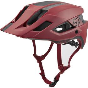 Fox Flux Rush Trail Helmet Men cardinal